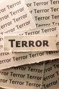Terror Stock Images