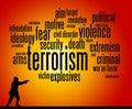 Terrorism Royalty Free Stock Photo