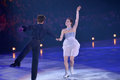 Tessa Virtue e Scott Moir Fotografia de Stock