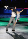 Tessa VIRTUE / Scott MOIR Gala Royalty Free Stock Photo