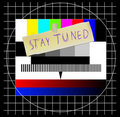 Test pattern Stock Image