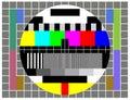 Televize obrazovka