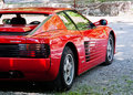 Testarossa Stock Photo