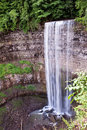 Tews Falls in Dundas Ontario Royalty Free Stock Photo