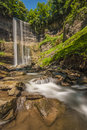 Tews Falls in Ontario canada Royalty Free Stock Photo