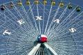 Texas Ferris Wheel Royalty Free Stock Photo