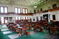 Texas Senate Chamber Royalty Free Stock Photography