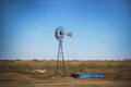 Texas Windmill Royalty Free Stock Photo