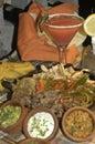 TexMex food Royalty Free Stock Photo