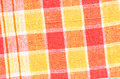 Textile background color clear napkin Stock Photo