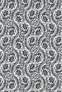 Textile Indian ornament pattern art design Seamless Paisley beautiful Pattern