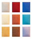 Textile samples Stock Photography