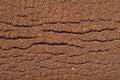 Textur av jordningskaffe Arkivfoton