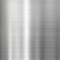 Textura cepillada acero de la superficie de metal Imagenes de archivo