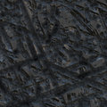 A textura da superfície de metal do meteorito Fotografia de Stock Royalty Free