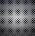 Textura do metal realística Imagem de Stock Royalty Free