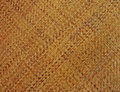 Textura do weave do rattan Imagem de Stock Royalty Free