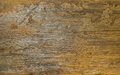 Texture background old wood surface with patina uneven edge lacquer Royalty Free Stock Photo