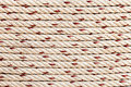 Texture background of the string in horizontal it is a concatenation Royalty Free Stock Photo