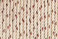 Texture background of the string in vertical it is a concatenation Stock Image