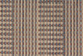 Texture of bamboo mat weave with rope Royalty Free Stock Photo