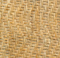 Texture of bamboo weave can be used for background at thailand Royalty Free Stock Image