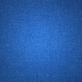 Texture bleue de toile Photos stock