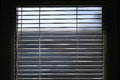 Texture blinds office Royalty Free Stock Photo