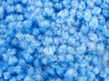 Texture of blue carpet or rug Stock Photography