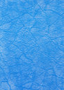 Texture blue fabric Stock Image