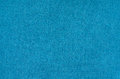 Texture of blue synthetic fabric. Pile background image. Royalty Free Stock Photo