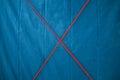 Texture Blue Tarp