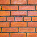 Texture of bricks Royalty Free Stock Photo