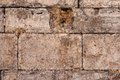 Texture of a brown stone wall close up Royalty Free Stock Photography