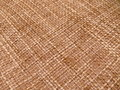 Texture of a burlap Stock Photo