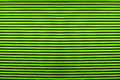 Texture of colorful green plastic shutters for abstract Royalty Free Stock Photo