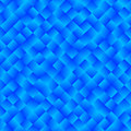 Texture consisting of blue bright gradient squares.Abstract vect Royalty Free Stock Photo