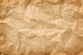 Texture of crumpled packaging paper Royalty Free Stock Photography