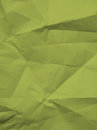 Texture of crumpled paper sheet green textured background Royalty Free Stock Photography