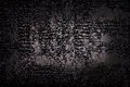Texture of dark concrete wall Stock Image