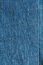 Texture de blue-jean Photo libre de droits