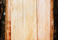Texture detail of wood plate Royalty Free Stock Images