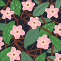Texture_Flower motif_Abstraction.