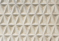 Texture of geometric triangular tiles Royalty Free Stock Photo