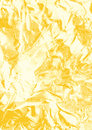 Texture of gold foil Stock Images