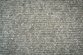 Texture gray cement road floor Royalty Free Stock Photo