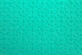 Texture of green sponge green Stock Images