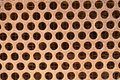 Texture of grill or vent Stock Photos