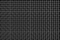 Texture of an interlacing on a black background abstract for surface and for wallpaper Royalty Free Stock Photo