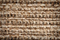 Texture of jute canvas Royalty Free Stock Photo